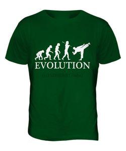 Jujutsu эволюция человека Mens T-Shirt Tee Top Подарок Одежда Confortable футболочку