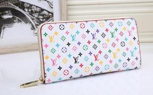 Frauen-Design Luxus-Handtaschen-Mappen-Leder langer Mappen-Kartenhalter für Mann-Frauen-Geldbeutel-Handtaschen 07