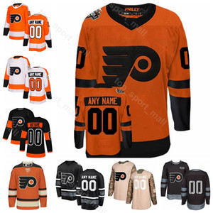 Personalizado Philadelphia Flyers Hóquei no Gelo Estádio Série 79 Carter Hart Jersey 17 Wayne Simmonds 28 Claude Giroux Nolan Winter Classic Patrick
