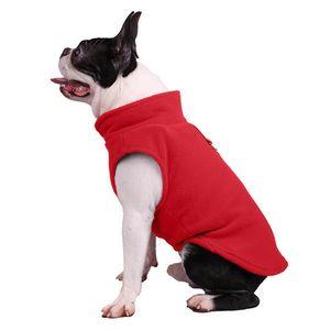 Largest supplier Warm Waterproof Outdoor Dog Pet Coats Clothes Velvet Vest Jacket Large Size UK