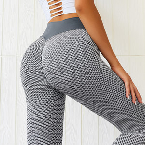2020 New Fashion Women Designer Yoga Pants Bodybuilding Yoga Pants High Waist Sports Tights Seamless Hip Fitness Pants 5Colors Wholesale