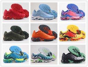 Tn por mayor Moda Plus GS Greyy Se og CQ Decon Paquete Mercuriales de los zapatos corrientes Los deportes de los hombres de las mujeres zapatos Zapatos Azul Furia Deportes