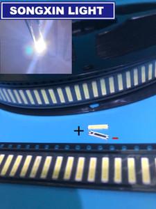 100 pcs PARA LG SMD 8520 LED 50 pçs / lote Innotek LED Backlight 8520 6 V aplicação de TV branco legal