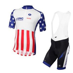 Ropa Ciclismo Herren UHC Team Radtrikot MTB Bike Bekleidung Herren Sommer quick dry Rennrad Uniform Racing Sportswear Y071803