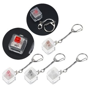 Kailh Box Switch Mechanical Switch Keychain For Keyboard Switches Tester Kit Without LED Light Toys Stress Relief Gifts