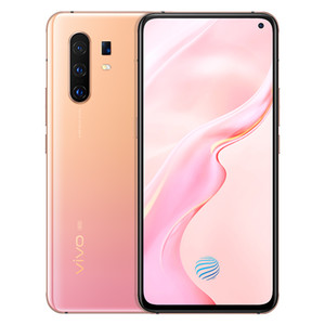 "Original Vivo X30 Pro 5G LTE Cell Phone 8GB RAM 128GB 256GB ROM Exynos 980 Octa Core 6.44"" Full Screen 64MP Fingerprint ID Face Mobile Phone"