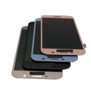OLED Samsung Galaxy A7 2017 LCD Ekran A720 SM-A720F A720M LCD'ler için% 100 test edilmiştir Çalışma Ekran LCD Sayısallaştırıcı Meclisi Dokunmatik