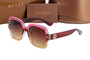 Occhiali da sole per gli uomini donne di lusso del Mens Sunglass Moda Sunglases Retro Occhiali da sole signore occhiali da sole rotondi Occhiali da Sole