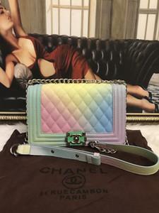 2019 نساء الساخنة مصمم حقيبة يد فاخرة متدلي جودة عالية سلسلة الكتف بو الجلود السيدات المحفظة handbag889