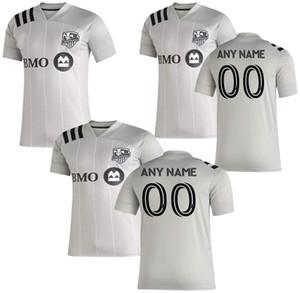 أعلى MLS الجودة 2020 2021 مونتريال إمباكت كرة القدم جيرسي بياتي PIETTE تايدر URRUTI سانيا كرة القدم قميص
