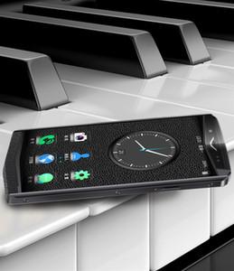 Neu veröffentlicht moviles Smartphone 4G LTE 3,5 Zoll Android 8.1 MTK6739 Quad-Core 4G Handy Telefonos Cellular M17 3GB + 32GB Face ID freigeschaltet