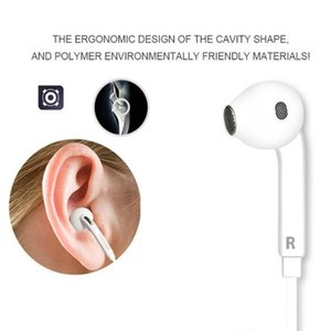High Quality Headphones In-Ear Earphone with Mic and Remote Stereo 3.5mm Headset For Samsung Galaxy S7 S6 S5 S4