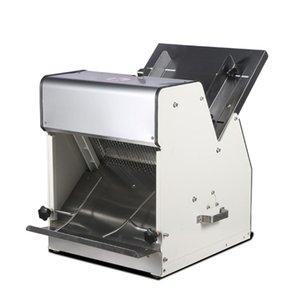 machine à pain trancheuse automatique de commerce électrique 31 tranches de pain carré Slicer machine en acier étuvé Slicer