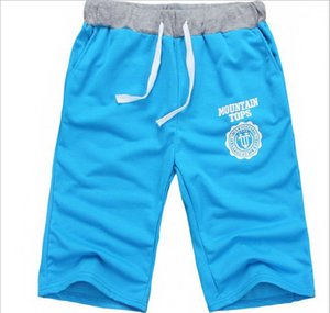 Mens Summer Board Shorts Man Knee length casual fashion home sport short