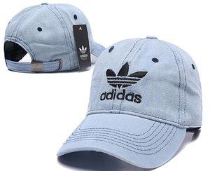 2019 Novo Design Sun Visor denim Cap Chapéu esportes Ao Ar Livre bonés de beisebol muitos Country Beach chapéus de Verão Fresco Boné de Beisebol Casquette osso gorras