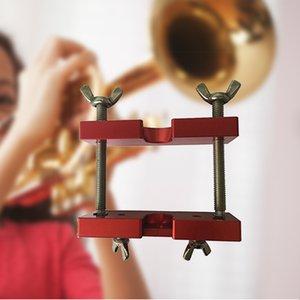 Trompette Universal Accessoires Trombone Embouchure fileté Extracteur réparation cuivres en aluminium réglable Jaws Big Hug outil