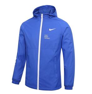 Homens jaquetas de grife com capuz primavera outono casaco fino casaco esportivo new arrival mens impresso zipper blusão jaquetas de luxo