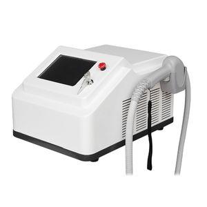 Portátil diodo Laser Hair Removal Machine 808 diodo Laser Hair remoção permanente Professional Soprano Ice Cabelo Laser equipamentos de remoção