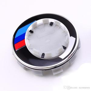 4pcs BMW Wheel Hub Cap Centre couverture 68mm logo M Hub Cap Logo couverture pour BMW