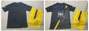 HAZARD REUS uniform 10 PIECE DHL FREE 2021 ADULT KIT 2020 CAMISETAS DE REUS BRANDT SANCHO MEN SETS