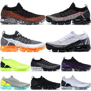 2019 malha 2,0 Fly 1,0 Running Shoes Homens Mulheres BHM Red Orbit Ouro metálico Triplo Preto estilista sapatos sapatilhas 36-45