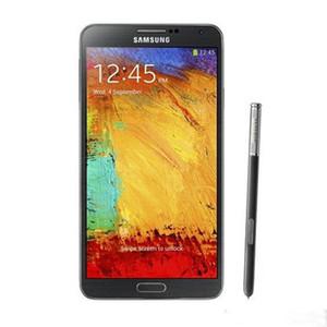 Orijinal Yenilenmiş Samsung Galaxy Note3 Not 3 N900A 3G RAM 32G ROM Android Quad Core 13MP Kamera Unlocked Cep Telefonu