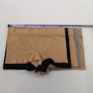 10 шт. / компл. Fmale Mid-Rise бесшовные boyshorts женские трусы underwear Mix color Size:S M L XL XXL #bl424