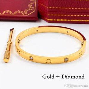 pulsera dr amor por la mujer y para hombre pulsera brazalete Dener amor joyería del diseñador mujeres pulseras envío de la gota