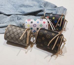 mode filles imprimer sac à main 2019 nouvelle lettre gland enfants Beach unique épaule Sacs coréen messenger bag gros