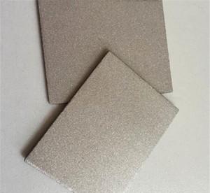 Kimyasal reaktif filtreleme için titanyum köpük 0.5mm Kalınlığı, 220 * 300mm Boyutu Levha Ti Köpük Tedarikçisi titanyum filtre diski