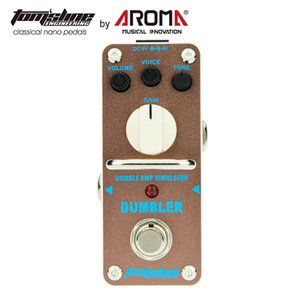 AROMA ADR-3 Overdrive Pedal Guitar Effect Dumbler Based On The Tone of Legendary Dumble Amp Smooth and Dynamic Sound