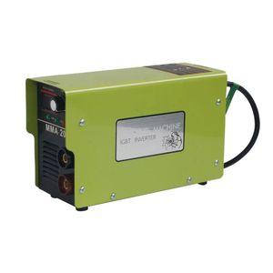 MMA-200 DC Anzeige Reparieren DIY ARC Inverter Portable für 110V-Schweißgerät IGBT Digital Home Welder 20-100A Wmndm