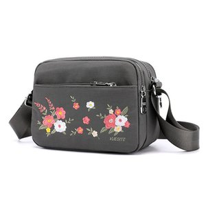 Shoulder Bags Maternity Bags Diaper Bag Tote Mummy Backpack Multifunction Embroidery Newborn baby care BXY090