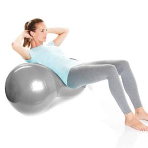 Yoga suprimentos à prova de explosão Yoga amendoim Bola de Exercício Reabilitação Fisioterapia Ball-roxo