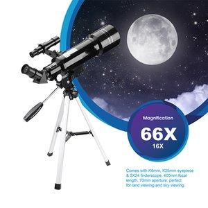 Yeni Varış F40070M Astronomik Teleskop Ay Kuş Kompakt TripodPhone Tutucu ile HD Teleskop Tutucu Hediye Çocuklar için Acemi