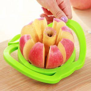 2019 New Kitchen assist affettatrice per mele Cutter Pear Fruit Divider Utensile Comfort Handle per Kitchen Apple Peeler Fruit Verdure Tools