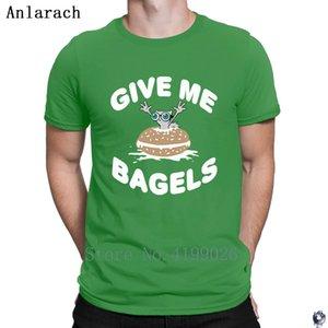 Dame Bagels Pilz-E de la ardilla camisetas 2018 camiseta superior camiseta divertida casual para hombres diseños de época ropa ajustada