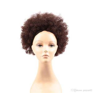 Mode Chemical Fiber Hochtemperaturflammenhemmende Silk reine Farben-Temperament Female Big Hair Bag High Temperature Silk Haar-Tasche