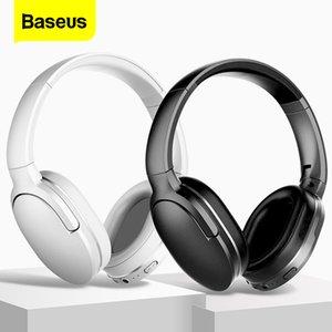 Baseus Bluetooth casque sans fil D02 casque avec un casque Bluetooth Micro portable pour téléphone filaire écouteurs Ordinateur