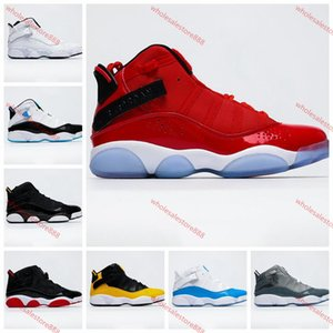Xshfbcl 2020 New 6 Sport Blue Infrared men Basketball Shoes 2019 6s Alternate Black Cat Marron UNC White Infared the master Olympic sports S