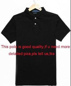 2020 été de luxe de Polo pour Hommes Polo marque de mode Mode Hommes Polos Hauts manches courtes Vêtements très Qualité