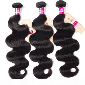 Wholesale 9A Peruvian Human Hair Bundles Unprocessed Brazilian Peruvian Malaysian Indian Body Wave Straight Loose Wave Human Hair Extensions