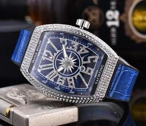 Montre 42mm en cuir pour hommes Designer Femmes Hommes Montres Montre-bracelet relogio masculino horloge Montre de Luxe btime Date Hommes