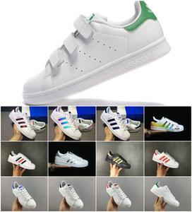 2019 Originals Superstar White Hologram Iridescent Junior Superstars des années 80 Pride Sneakers Super Star Femmes Hommes stan smith Chaussures de sport