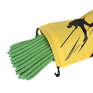 Новый Открытый Скалолазание сумка для хранения Скалолазание оборудования Веревка защиты сумка Портативный кемпинга Rock Альпинизм Rope Bag