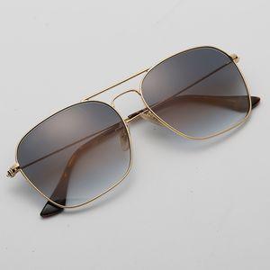 Мода Винтаж 3136 Oculos Sol Caravan Солнцезащитные Очки Качество Мужчины Стиль Вождение Рыбалка Топ Классические Gafas Стаканы Женщины De Square UV400 SU LBLA