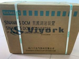 Siemens 6RA8028-6DV62-0AA0 CONVERTISSEUR DCM DC 4Q AC 400V 75A 3P NOUVEAU