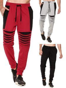 Pantalones de diseñador nuevos Pantalones de chándal casuales para hombre Chios Deportes masculinos Verano Primavera Drapeado Pantalones de lápiz Pantalones de chándal para la venta