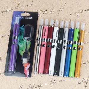 ecig kit EVOD BCC MT3 blister starter kits E-cigarette e cigarette 650 900 1100 mAh 510 battery electronic cigarettes