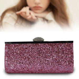 Women Evening Handbag Fashional Purses Elegant Chain Shoulder Bag For Mobile Phone Wedding 23x4x12CM